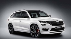 Skoda : la version RS du Kodiaq officiellement confirmée !