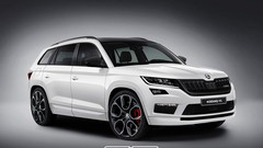 Skoda Kodiaq RS : la version sportive RS du Kodiaq confirmée