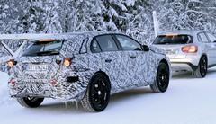 Premières photos pour le futur Mercedes GLA
