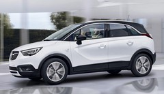 L'Opel Crossland X devance son cousin C3 Aircross
