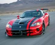 Dodge Viper SRT-10 ACR : Bête de circuit