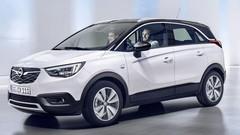 Nouvel Opel Crossland X 2017 : Vidéo, infos et photos officielles