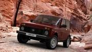 Un nouveau Lada Niva en préparation