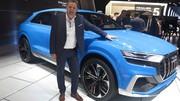 3 questions à Andreas Mindt, directeur du design extérieur de l'Audi Q8