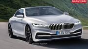 Première vidéo et premières glissades pour la future BMW Série 8