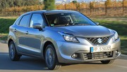 Essai Suzuki Baleno 1.2 SHVS : L'hybride malin