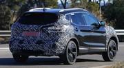 Voici le futur crossover Nissan Qashqai restylé
