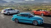 BMW : la nouvelle Série 4 restylée disponible en mars