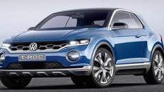 Volkswagen T-Roc : la surprise de Genève ?