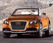 Audi Cross Cabriolet Quattro : La Wrangler aux anneaux