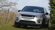 Essai Land Rover Discovery Sport SD4 180 HSE : un Discovery par monts et par vaux