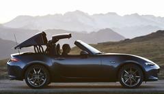 Essai Mazda MX-5 RF : élargir l'audience