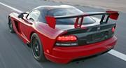 Dodge Viper SRT-10 ACR : Viper des circuits et des routes