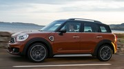 Essai Nouveau Mini Countryman 2 2017 : Mini or not Mini ?