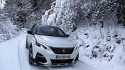 Essai de l'aide à la descente HADC du Peugeot 3008