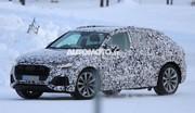 L'Audi Q8 continue ses essais en conditions extrêmes