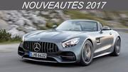 Nouveautés 2017 - Cabriolets: Mercedes met la pression!