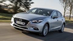 Essai Mazda 3 restylée (2017) : notre avis sur la Mazda 3 à essence