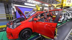 La voiture la plus produite en France est de nouveau une japonaise