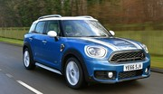 Essai Mini Countryman Cooper S 2017 : Plus adulte