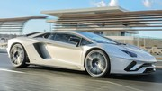 Lamborghini Aventador S : Démoniaque