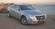Essai Nouvelle Cadillac CTS : American dream