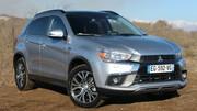 Essai Mitsubishi ASX 2017 : une bien légère mise à jour