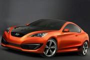 Hyundai Genesis : Officiel le coupé !