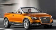 Audi Cross Cabriolet Quattro : SUV, cheveux au vent