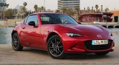 Essai Mazda MX-5 RF (2017) : toit émoi