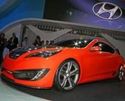 Hyundai Concept Genesis Coupé : Ère sportive