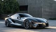 Nouveau concept Toyota Supra à Tokyo ?