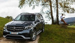 Essai Mercedes GLS 63 AMG : quand David se transforme en Goliath