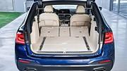 Priorité au style pour la BMW Série 5 Touring 2017