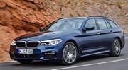 BMW Série 5 Touring : Enfin officielle !