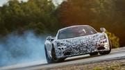 McLaren P14 : une image et le contrôle châssis