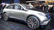Mercedes : le premier SUV électrique à partir de 60000 €