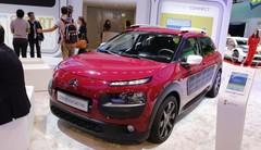 Citroën C4 Cactus : la boîte auto EAT6 disponible