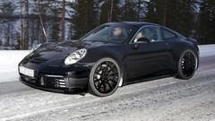 Hiver studieux pour la Porsche 911 2018