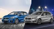 """BMW Série 2 Active Tourer et Gran Tourer édition """"la Bête ou la Belle"""""""
