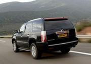 Une Cadillac Escalade Hybrid