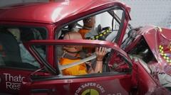 Euro NCAP : 20 ans de crash-tests pour sauver toujours plus de vies