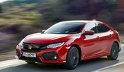 Essai nouvelle Honda Civic « 10 » (2017) 1.5 VTEC CVT : citoyenne du monde