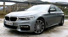 Essai BMW Série 5 G30 2017 : nouvelle référence