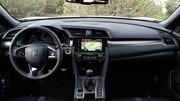 Essai Honda Civic (2017) : à quelques détails près