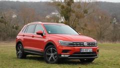 Essai Volkswagen Tiguan 1.4 TSi 150 ACT (2017) : l'essence en éveil