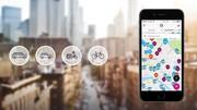 PSA mise sur l'autopartage avec une application smartphone