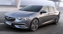 Opel Insignia Sports Tourer : le break à l'éclair se montre avant Genève