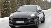 Le Porsche Macan prépare sa mise à jour