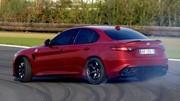 L'Alfa Romeo Giulia Quadrifoglio l'emporte face à la BMW M3 aux USA